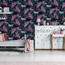 Neon Love tapet Noordwand Wallpaper creations