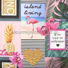 Island Living tapet Noordwand Wallpaper creations