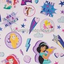 Princess Badges wallcovering Noordwand urban