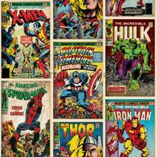 Marvel Action Heroes papel de parede Noordwand urbana