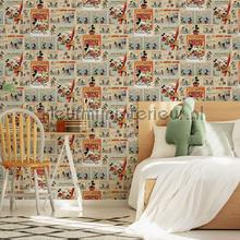 Mickey Vintage Episode tapet Noordwand Wallpaper creations