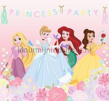 Princess Party Mural wallcovering Noordwand urban