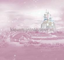 Princess Castle Mural wallcovering Noordwand urban
