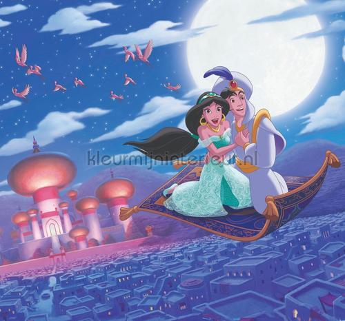 Magic Carpet Ride Mural fototapet 111388 Kids@home Individual Noordwand