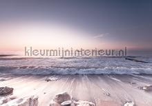 Purple sea fotomurais Kleurmijninterieur Todas-as-imagens