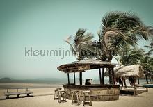 Beach bar fotomurais Kleurmijninterieur Todas-as-imagens