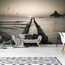 photomural Sun - Sea - Beach