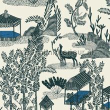Siam Lelegance dune reine papier peint Elitis spécial