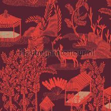 Siam Digne de son rang papier peint Elitis spécial