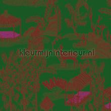 Siam Le joyau du royaume papier peint Elitis spécial