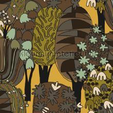 Broceliande A travers la lande papier peint Elitis spécial