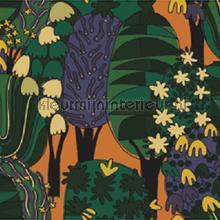 Broceliande Sous la protection des arbres papier peint Elitis spécial