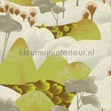 Reves de manille Sur le mont Apo papier peint Elitis spécial