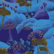 Reves de manille Soleil de minuit papier peint Elitis spécial