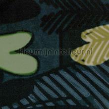 Gardin imaginaire papier murales TP 325 01 chambre de bébé Elitis