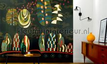 Vol au desses du paradis fotomurales Elitis PiP studio wallpaper