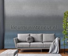 Horizontaal aquarel kleurverloop photomural Behang Expresse Light and Dark ink7533
