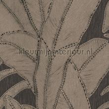 Botanic eclipse papel pintado Arte Vendimia Viejo