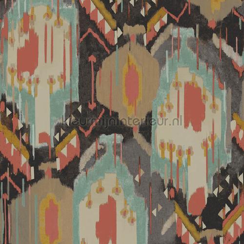 Tribu behang 22802 Exotisch Hookedonwalls