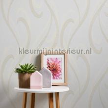 Overschilderbaar behang luslijnen papel de parede AS Creation veloute