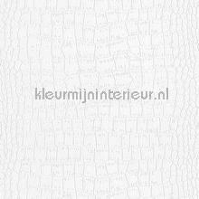 Overschilderbaar behang slangenleer relief papel de parede AS Creation veloute