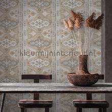 Oosters karpet vintagelook behang AS Creation Exotisch