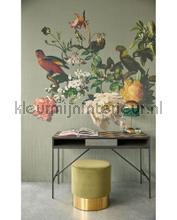 307402 Sage grey papier murales Eijffinger tout images
