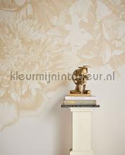307405 Flower fall gold papier murales Eijffinger nouvelles collections