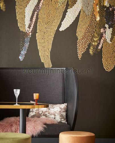 307407 Fancy feather fotomurales clásico Eijffinger