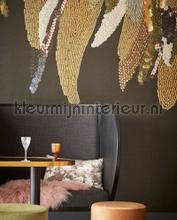 307406 Fancy feather papier murales Eijffinger nouvelles collections