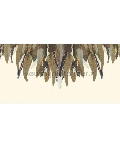 307410 special fancy feather fotomurales Museum Eijffinger
