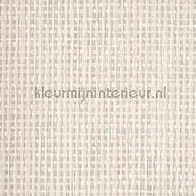 Geweven weefsel zilver wit tapet Eijffinger Natural Wallcoverings 322624