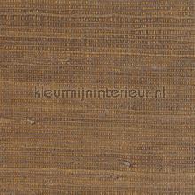 Grasweefsel zijdeglans licht bruin tapet Eijffinger Natural Wallcoverings 322628