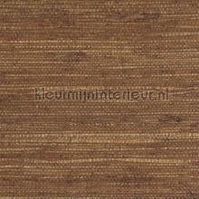 Draadmix bruin tinten tapet Eijffinger Natural Wallcoverings 322655