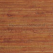 Draadmix roodbruin tinten tapet Eijffinger Natural Wallcoverings 322656