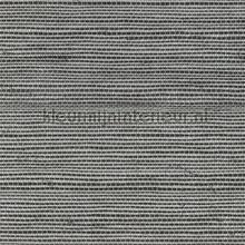 Weefsel zwart zilver tapet Eijffinger Natural Wallcoverings 322660
