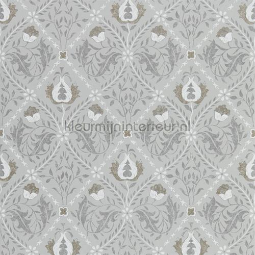 Pure trellis tapet 216528 North Wallpapers Morris and Co