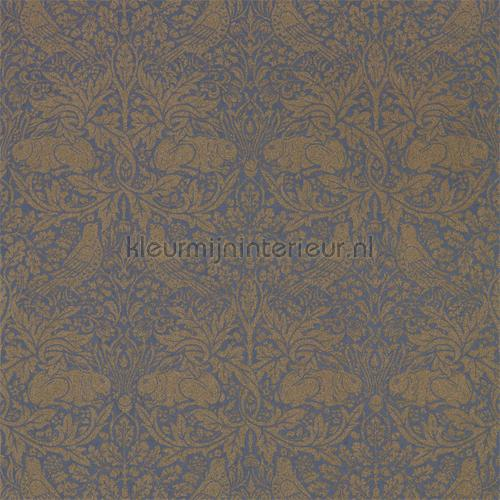 Pure brer rabbit tapet 216530 North Wallpapers Morris and Co