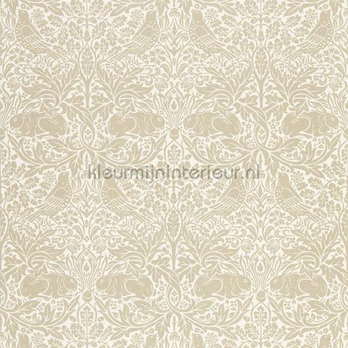 Pure brer rabbit linnen tapet 216531 North Wallpapers Morris and Co