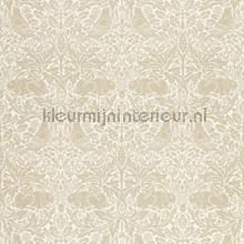Pure brer rabbit linnen tapeten Morris and Co weltraum