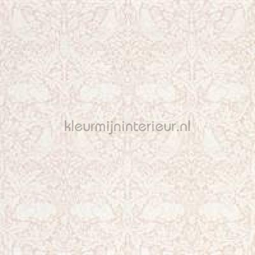 Pure brer rabbit pink tapet 216533 North Wallpapers Morris and Co