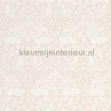 Pure brer rabbit pink tapeten Morris and Co weltraum