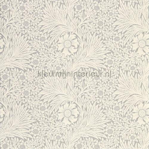Pure marigold cloud grey tapet 216536 North Wallpapers Morris and Co
