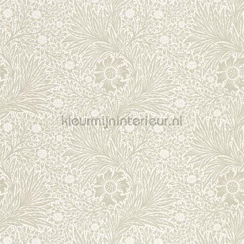 Pure marigold soft tapet 216537 North Wallpapers Morris and Co