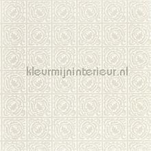 Pure scroll white clover tapeten Morris and Co alle bilder
