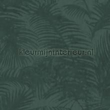 Schaduw bladeren behang Eijffinger Zoffany