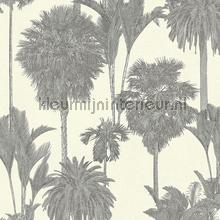 Palmen hemelhoog behang Eijffinger Zoffany