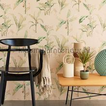 Tropische planten en dieren behang Eijffinger Zoffany