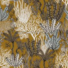 Posidonie wallcovering Casamance Vintage- Old wallpaper