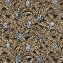 Palmeta behang Casamance Exotisch